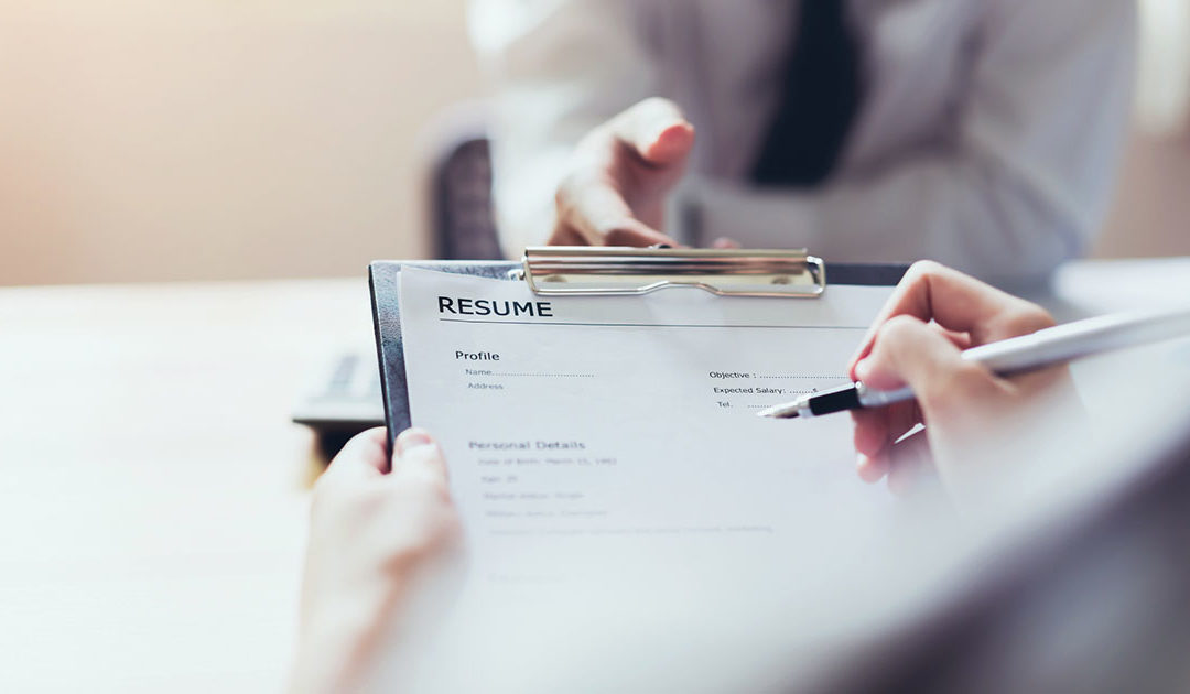 3 Resume Writing Tips for Allied Healthcare Professionals